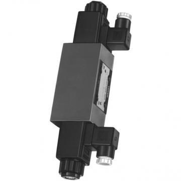 YUKEN DSHG-06 pairs Electrovanne directionnelle