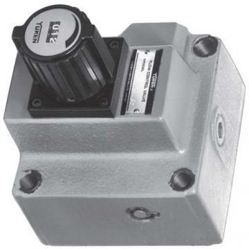 YUKEN FCG-02 Valve de contrôle de débit