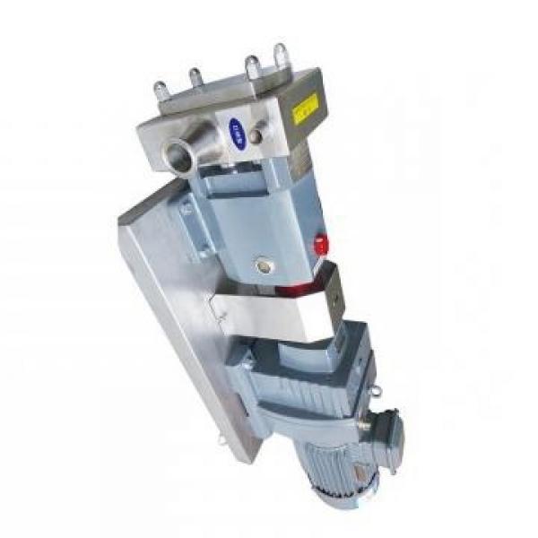 SUMITOMO CQTM63-100F+15T Double Pompe à engrenages #1 image