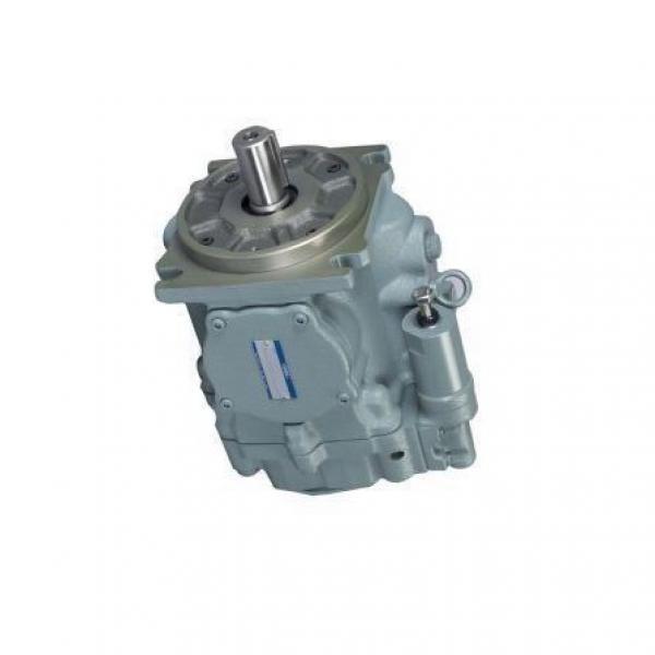 YUKEN A56-F-R-04-C-K-A-3266 A pompe à piston #3 image