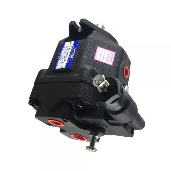 YUKEN A56-F-R-04-B-K-A-3266 A pompe à piston #3 image