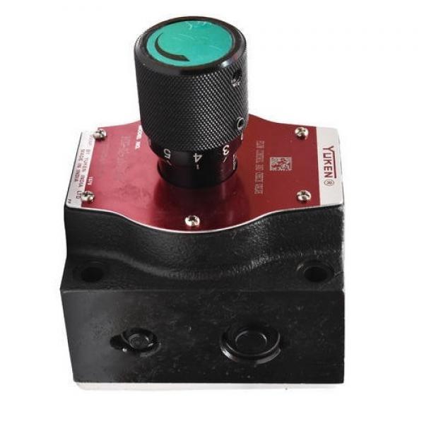 YUKEN SRCG-06--50 Valve de contrôle de débit #2 image