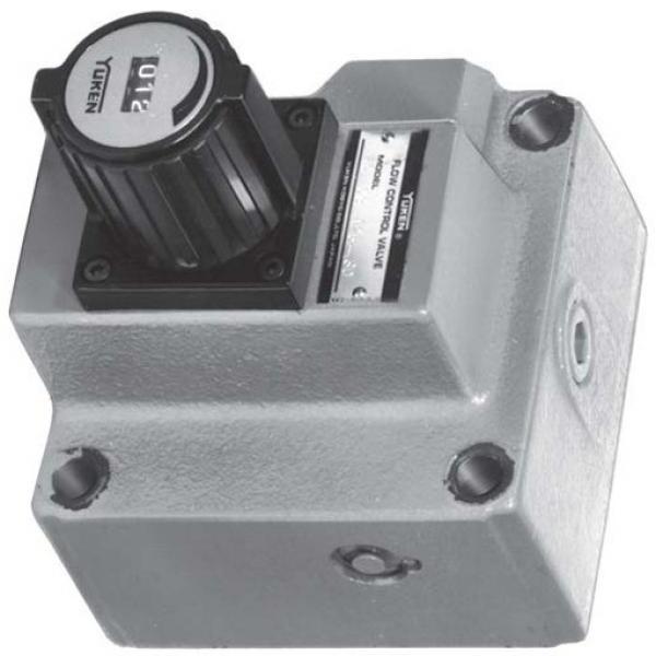 YUKEN SRCG-10--50 Valve de contrôle de débit #3 image