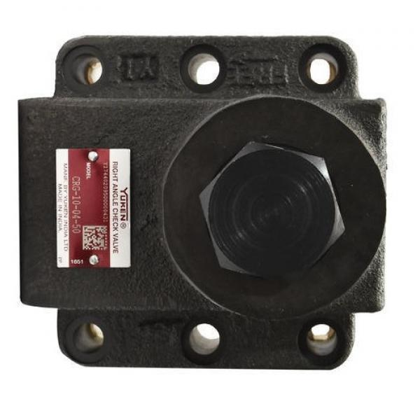 YUKEN MBR-01-*-30 Vanne à plaque sandwich #3 image