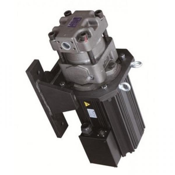 SUMITOMO CQTM52-40FV+3.7-4-T-M-1307-A Double Pompe à engrenages #3 image